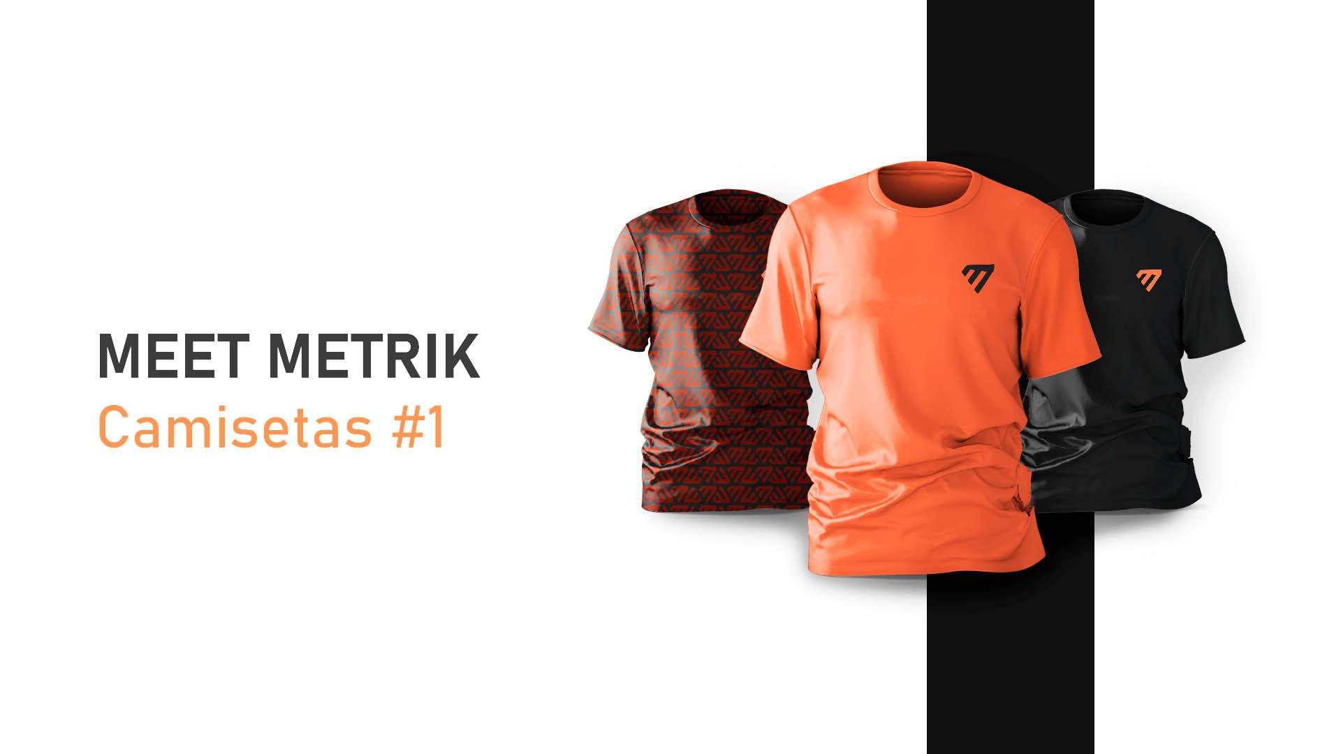 Metrik T-shirts