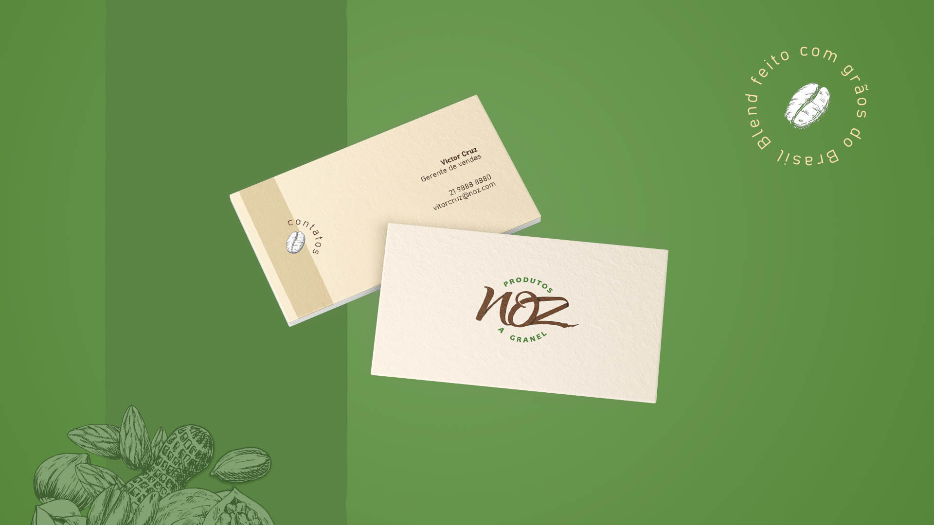 Noz Business Cards