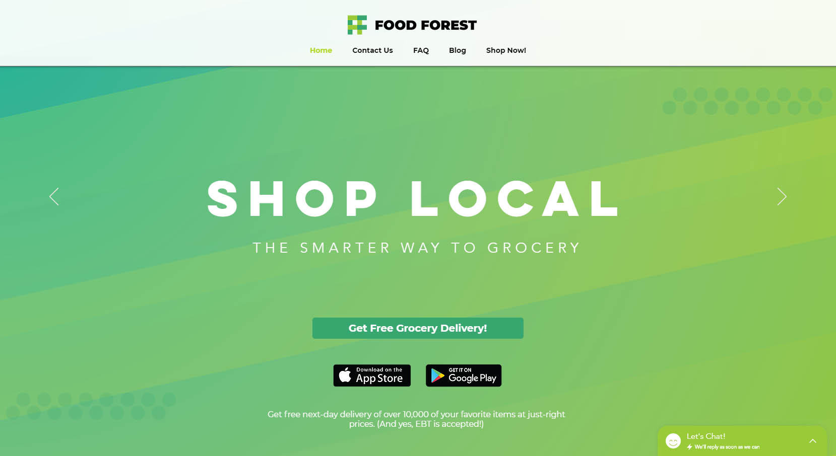 Food Forest Front-Page